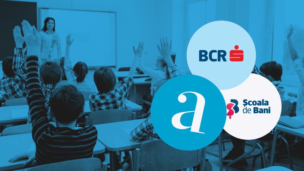 program de finanțare Adservio - BCR
